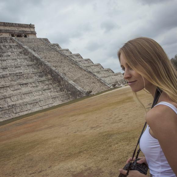 G Adventures Itinerary Sq Mexico Chichen Itza Mayan Ruins